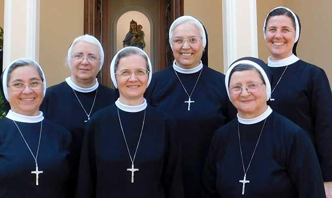 Foto Irmãs Província da Itália Madre Clélia